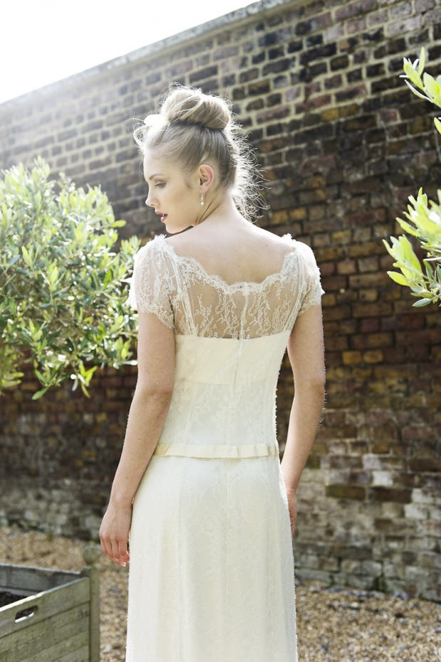Daisy louise selby for Daisy lace wedding dress