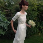Louise Selby Wedding Dress Kew Mimosa