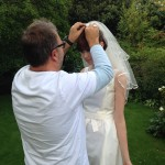 Louise Selby Wedding Dress Kew Real Bride