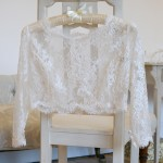 Jasmine Lace Jacket by Louise Selby